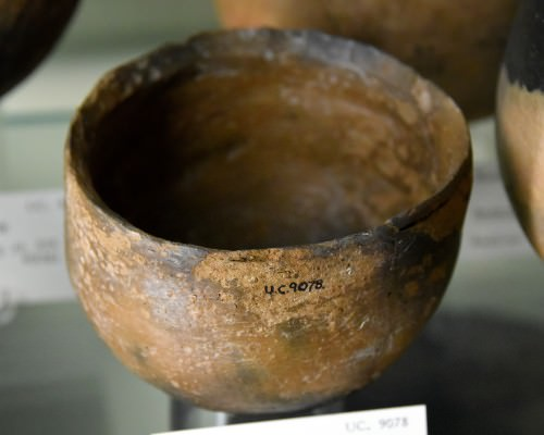 Bowl from El-Badari Period