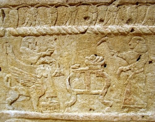 Sacrificio religioso fenicio
