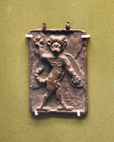 Bronze Pazuzu Amulet