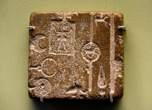 Stone Mould from Nineveh