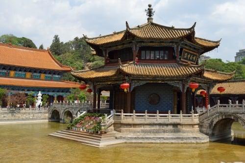Templo Yuantong