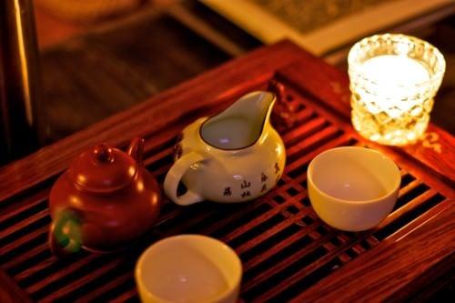 Ceremonia de té chino