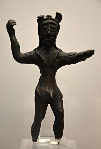 Estatua votiva de Melqart