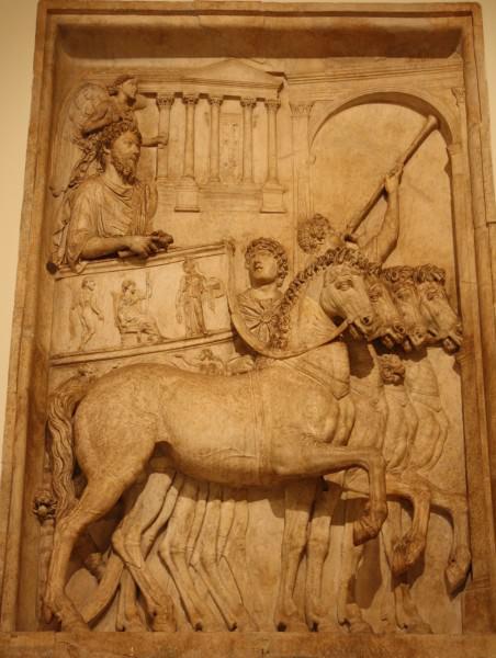 Triunfo de Marco Aurelio