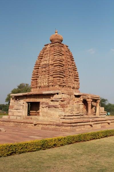 Pattadakal, Templo de Galaganatha