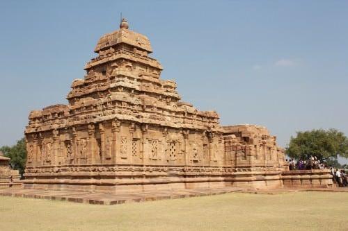 Pattadakal, Templo de Sangameswara
