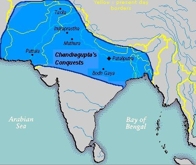 Império de Chandragupta Maurya