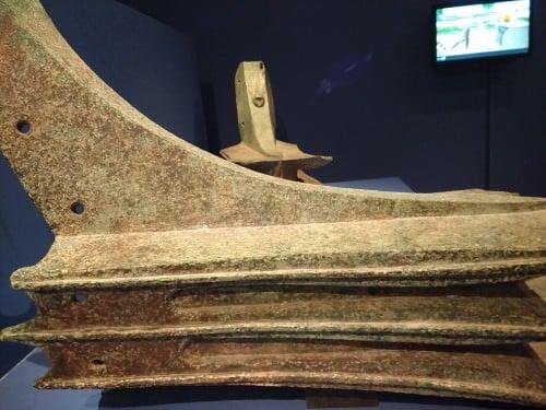 Ram della nave cartaginese