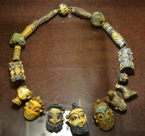 Carthaginian Necklace