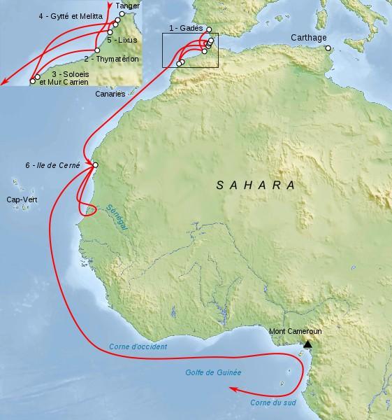 Viagem de Hanno o explorador cartaginês
