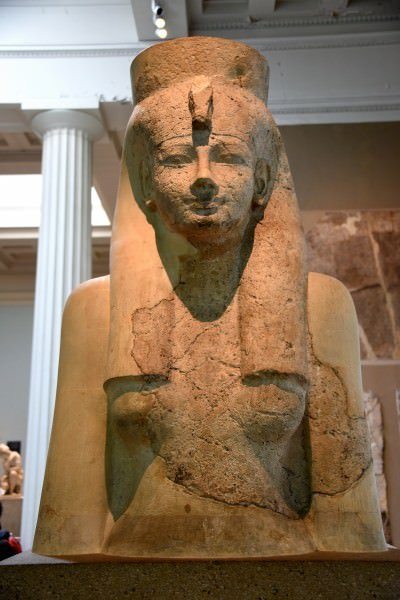The Goddess Hathor