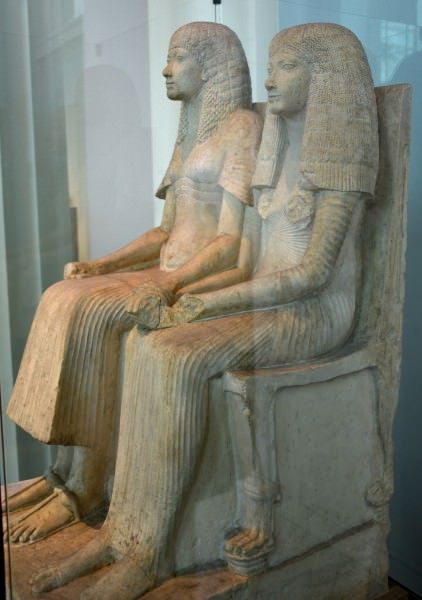 General Horemheb & Wife