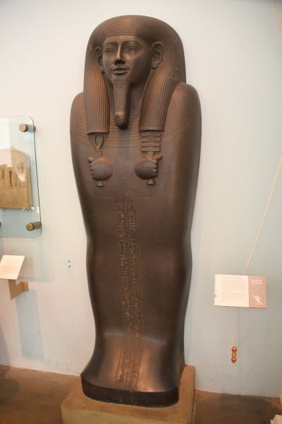 Sarcophagus Lid of Sisobek