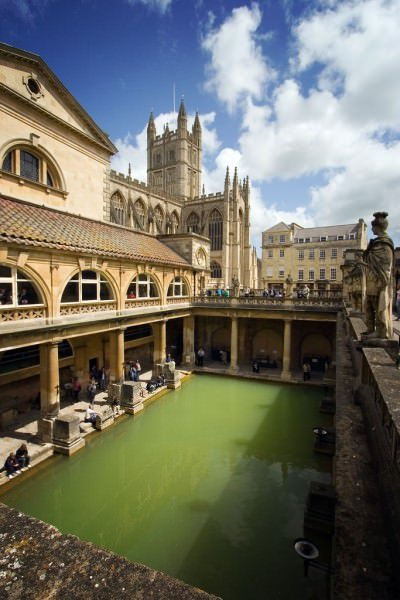 The Great Bath, UK