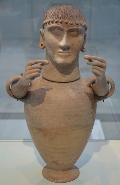 Etruscan Cinerary Urn