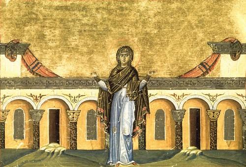 Amma Syncletica of Alexandria