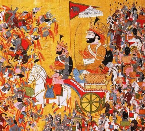 Karna in the Kurukshetra War