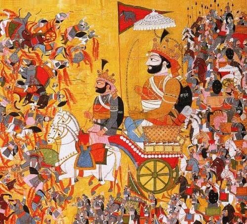 Karna in the Kurukshetra War
