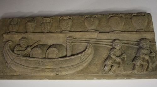 Roman Transportation of Wine