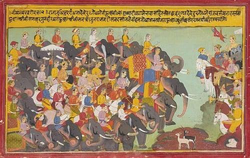 The Kurukshetra War