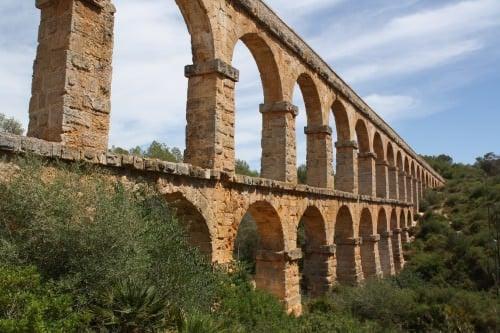 Aqueduto Pont del Diable, Tarraco