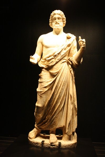 Asclepius, Empuries