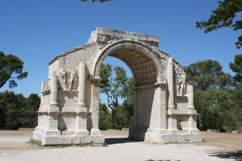 Arco monumental, Glanum
