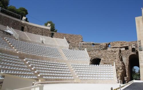 Roman Theatre, Saguntum