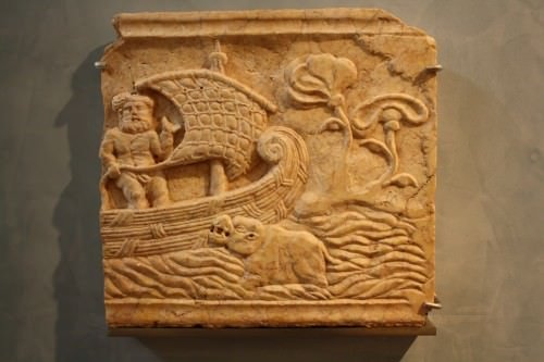 Ship Relief, Saguntum