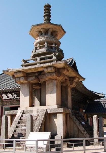 Dabotap Pagoda, Gyeongju