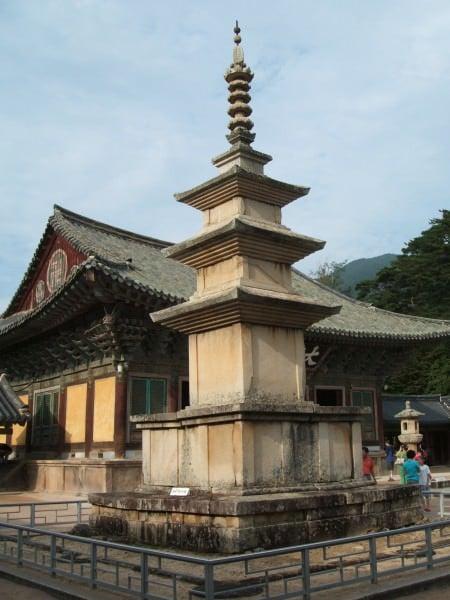 Pagode Seokgatap, Gyeongju