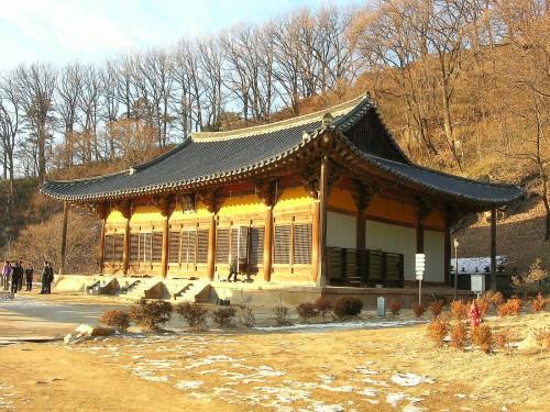 Muryangsujeon, Buseoksa, Corea