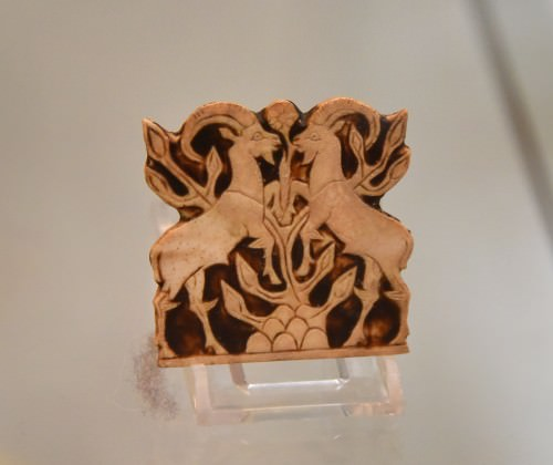 Inlaid Shell Goats from Ur