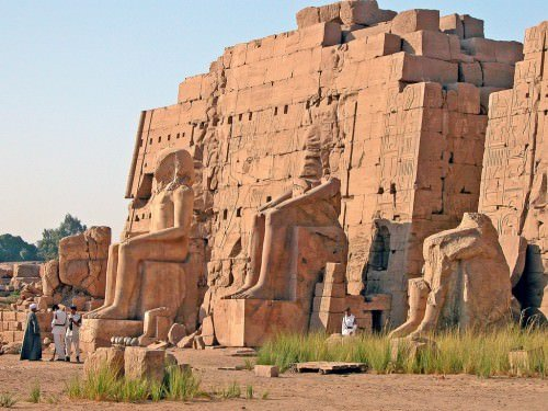 Templo de Hatshepsut, Karnak