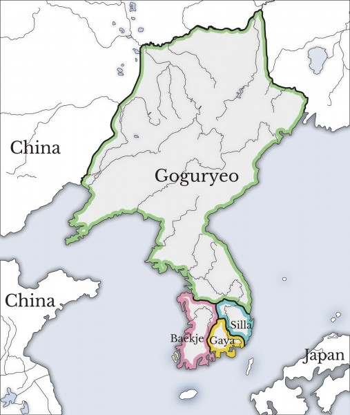 Three Kingdoms of Korea
