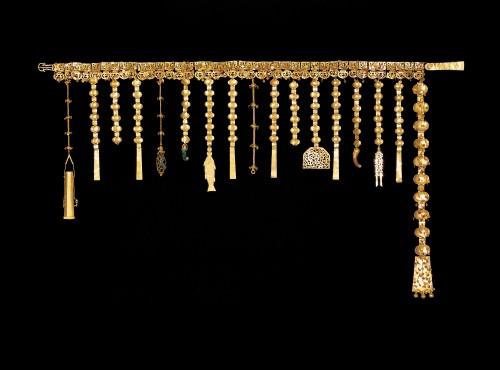 Silla Gold Girdle