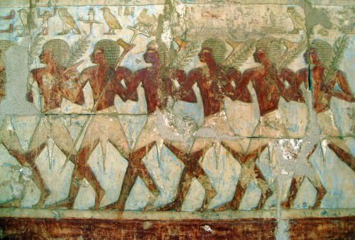 Ancient Egyptian Warfare - Ancient History Encyclopedia