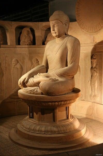 Buddha Statue, Seokguram Grotto