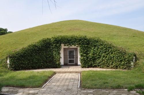 Tumba de Goguryeo Mound, Kangso