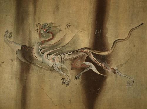 White Tiger, Goguryeo Tomb Mural
