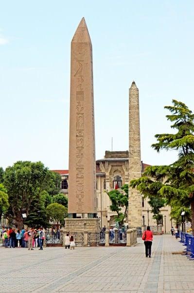 Obelisco de Thutmose III, Estambul