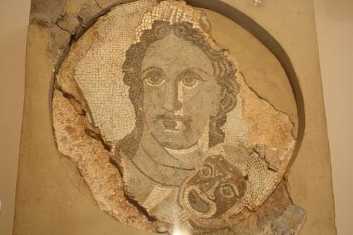 Mosaico romano di Thalia