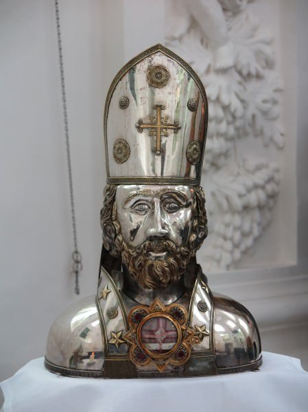 Relic of St. Cyprian