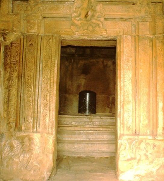 Garbhagriha, Pattadakal