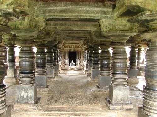 Mandapa, templo de Amritheswara
