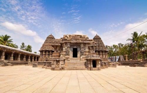 Somanathapura, Vesara Style Temple