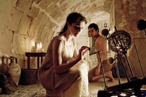 Hypatia of Alexandria Experimenting