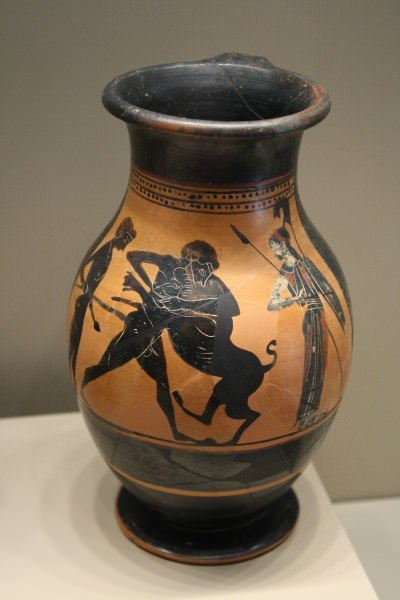 Hercules & The Nemean Lion