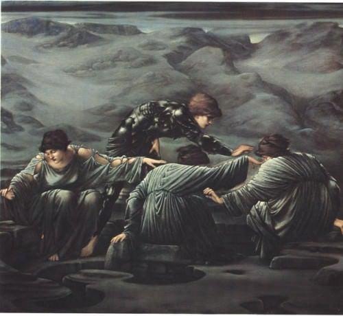 Perseo e il Graeae