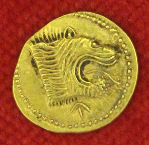 Etruscan Gold Coin